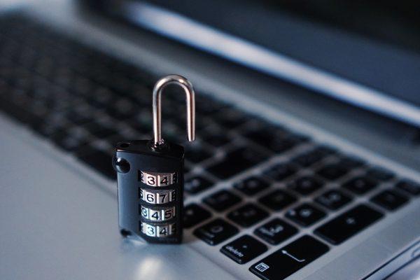 Locked Laptop