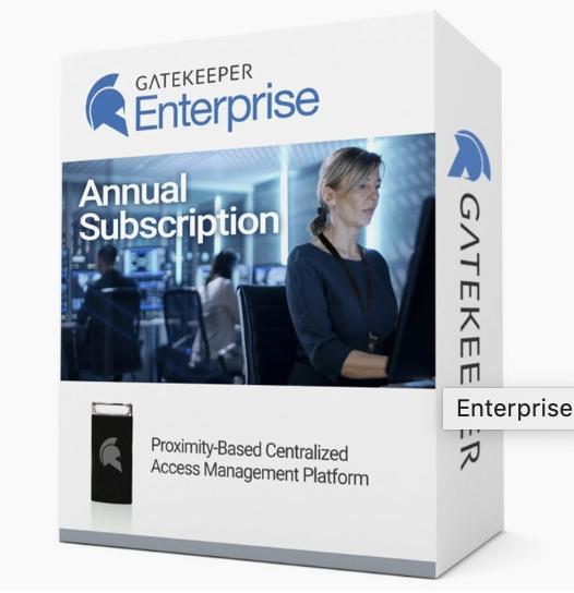 Gatekeeper Enterprise - Custard Technical Services