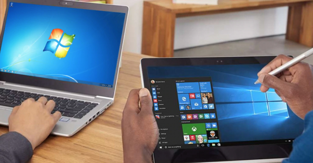 Windows 7 Adoption Rate High. Look out for Windows 7 End of Life in January 2020